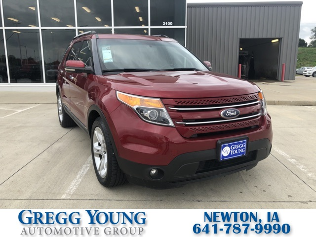 Pre-Owned 2013 Ford Explorer Limited
