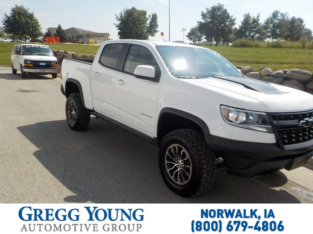 Certified Pre-Owned 2019 Chevrolet Colorado ZR2