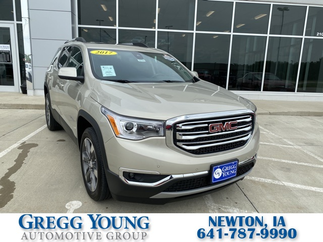 Pre-Owned 2017 GMC Acadia SLT-2