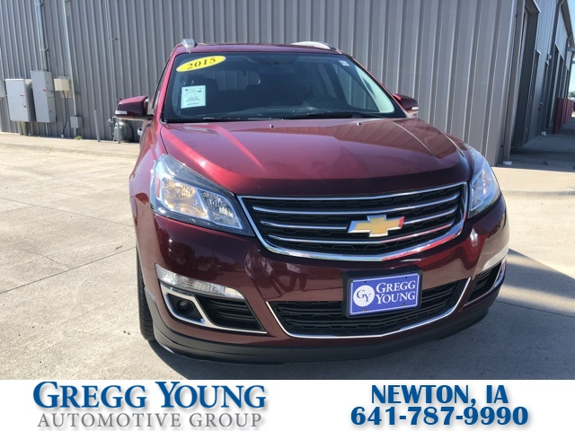 Pre-Owned 2015 Chevrolet Traverse 2LT