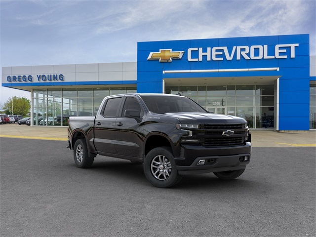 new 2020 chevrolet silverado 1500 rst 4d crew cab black for sale in norwalk d6821 gregg young chevrolet of norwalk