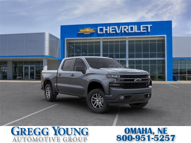 New 2020 Chevrolet Silverado 1500 SCA Black Widow Limited