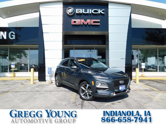 Pre-Owned 2020 Hyundai Kona Ultimate