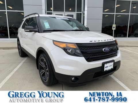 Certified Pre-Owned 2015 Ford Explorer Sport