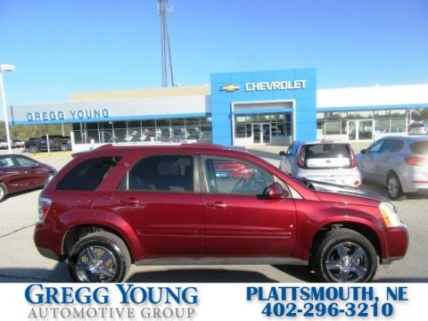Pre-Owned 2007 Chevrolet Equinox LT